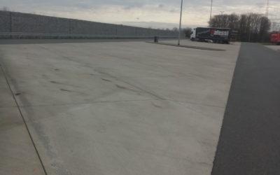 Warum einen LKW-Rastplatz an der A 1 bauen, wenn es in der näheren Umgebung zahlreiche freie Rastplätze gibt? – Rastplatz Berghausen/Wolfhagen an der A 59 ist nicht ausgelastet!